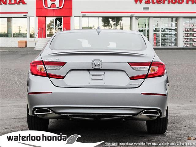2019 Honda Accord Sport 1.5T (Stk: H5950) in Waterloo - Image 5 of 23