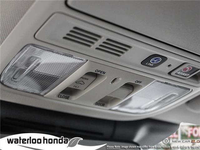 2019 Honda Accord Touring 1.5T (Stk: H5839) in Waterloo - Image 19 of 23