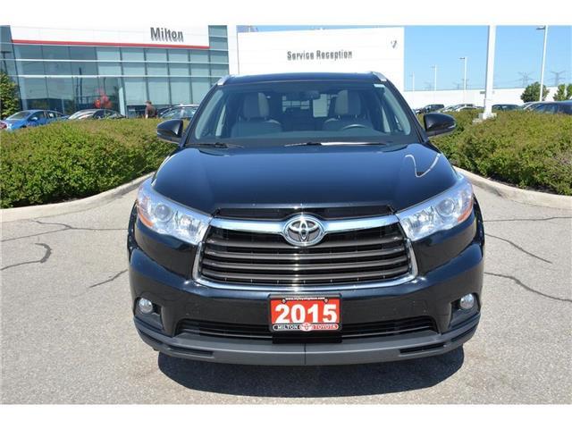 2015 Toyota Highlander  (Stk: 206650A) in Milton - Image 2 of 22