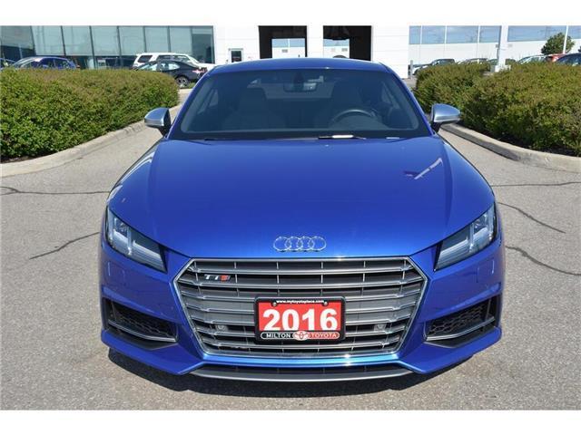 2016 Audi TTS 2.0T (Stk: 022395) in Milton - Image 2 of 19