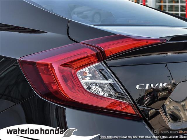 2019 Honda Civic Sport (Stk: H5934) in Waterloo - Image 11 of 23