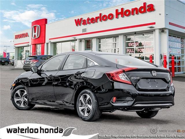 2019 Honda Civic LX (Stk: H5953) in Waterloo - Image 4 of 22