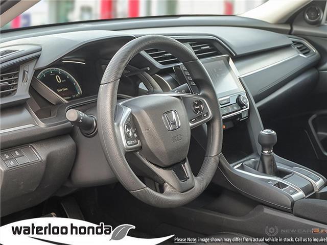 2019 Honda Civic LX (Stk: H5953) in Waterloo - Image 12 of 22
