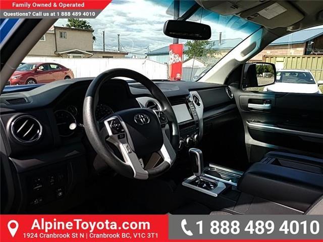 2017 Toyota Tundra  (Stk: X636654M) in Cranbrook - Image 9 of 24