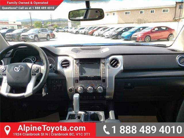 2017 Toyota Tundra  (Stk: X636654M) in Cranbrook - Image 10 of 24