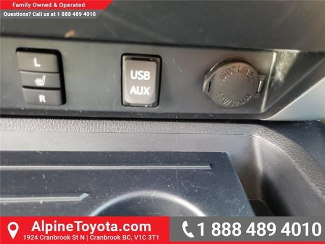 2017 Toyota Tundra  (Stk: X636654M) in Cranbrook - Image 17 of 24