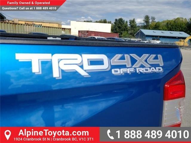 2017 Toyota Tundra  (Stk: X636654M) in Cranbrook - Image 23 of 24