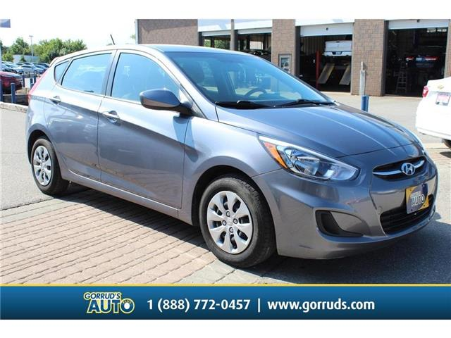 2017 Hyundai Accent  (Stk: 303703) in Milton - Image 1 of 15