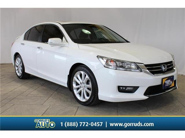 2015 Honda Accord Touring (Stk: 808911) in Milton - Image 1 of 46