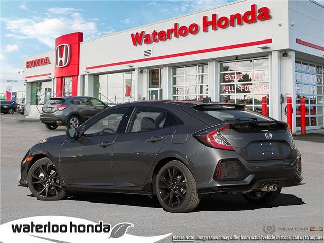 2019 Honda Civic Sport (Stk: H5959) in Waterloo - Image 4 of 22