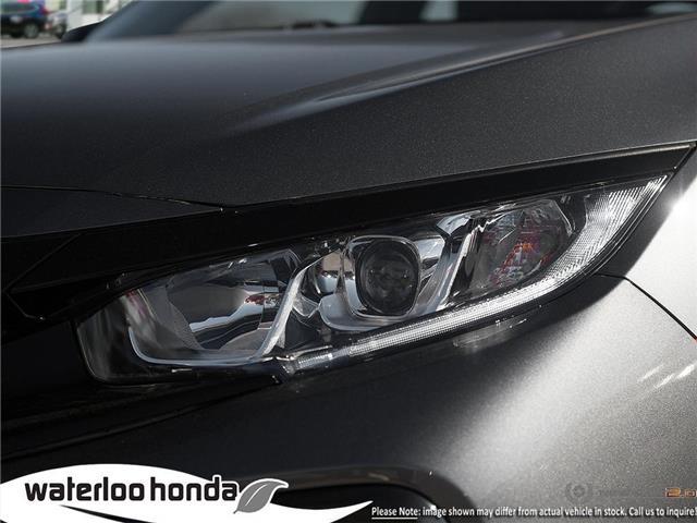 2019 Honda Civic Sport (Stk: H5959) in Waterloo - Image 10 of 22