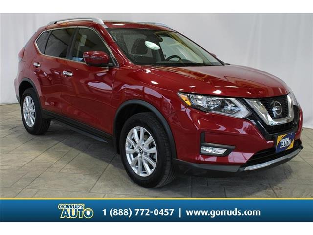 2017 Nissan Rogue  (Stk: 862182) in Milton - Image 1 of 48