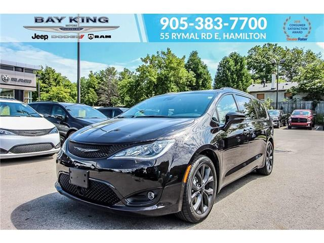 2019 Chrysler Pacifica Limited (Stk: 6906) in Hamilton - Image 1 of 30