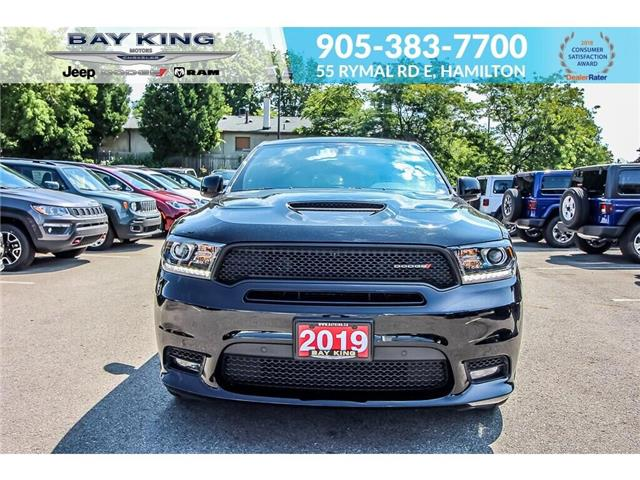 2019 Dodge Durango R/T (Stk: 6834R) in Hamilton - Image 2 of 30