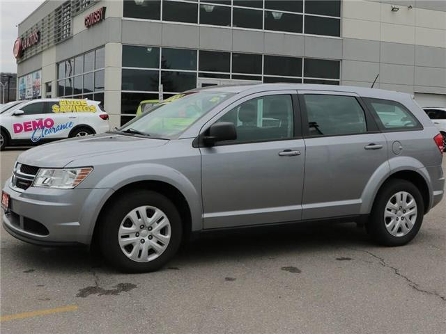 2015 Dodge Journey CVP/SE Plus (Stk: N3415A) in Grimsby - Image 2 of 17