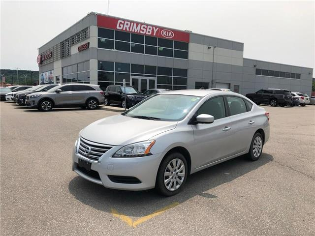 2015 Nissan Sentra  (Stk: U1611A) in Grimsby - Image 2 of 19