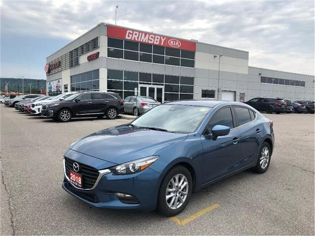 2018 Mazda Mazda3 GS (Stk: N3563A) in Grimsby - Image 2 of 21