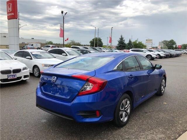 2017 Honda Civic LX (Stk: P7137) in Georgetown - Image 2 of 9