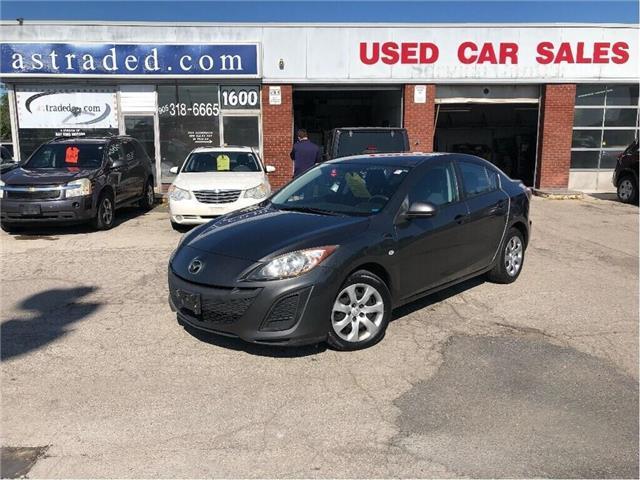 2010 Mazda Mazda3 GX (Stk: 19-7650A) in Hamilton - Image 1 of 18
