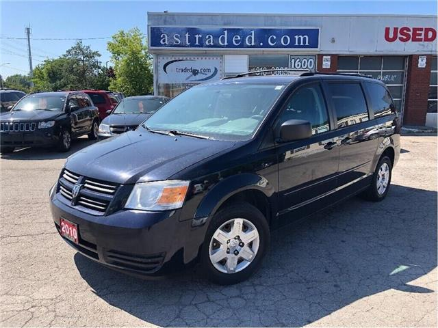 2010 Dodge Grand Caravan SE (Stk: 19-7259A) in Hamilton - Image 1 of 19