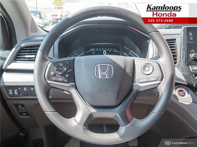 2019 Honda Odyssey EX (Stk: N14165) in Kamloops - Image 14 of 25