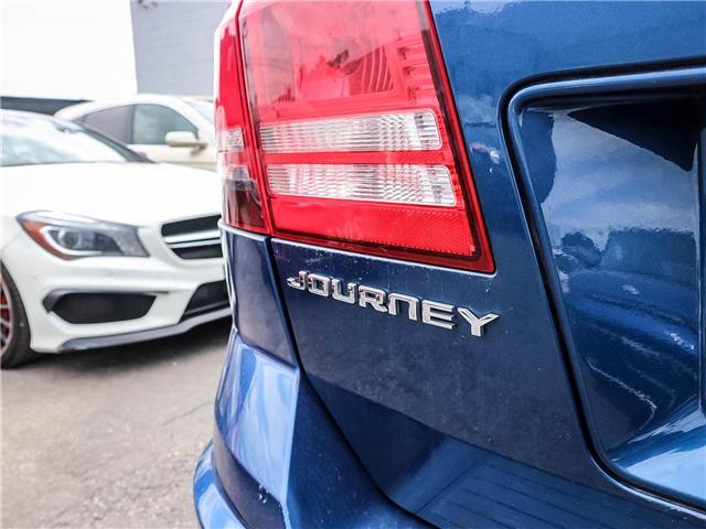 2009 Dodge Journey SE (Stk: T20065) in Toronto - Image 15 of 17