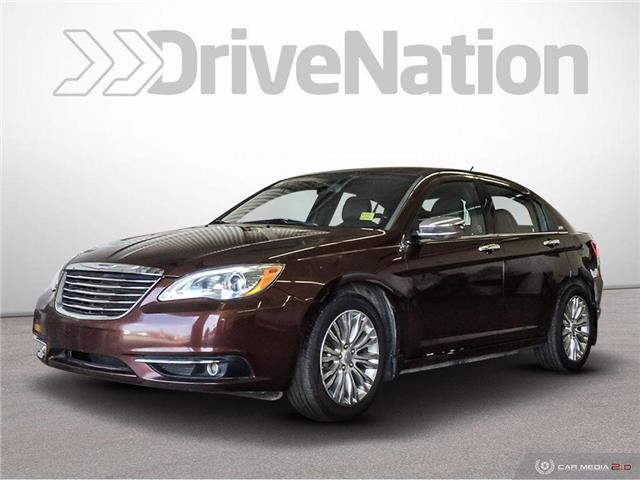 2012 Chrysler 200 Limited (Stk: B2092A) in Prince Albert - Image 1 of 25