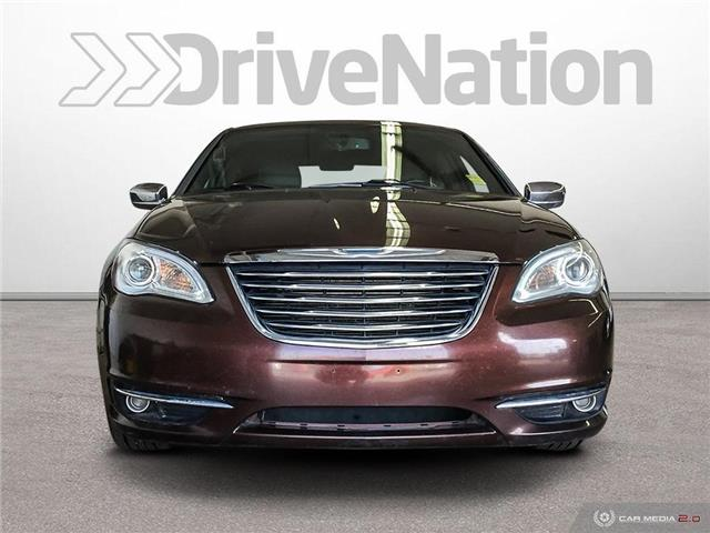 2012 Chrysler 200 Limited (Stk: B2092A) in Prince Albert - Image 2 of 25