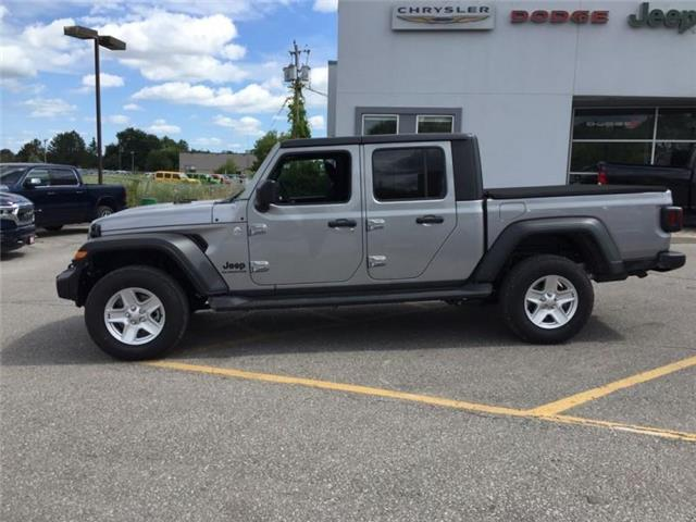 2020 Jeep Gladiator Sport S (Stk: Z19247) in Newmarket - Image 2 of 22