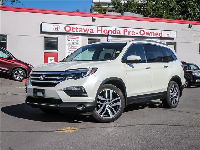 2016 Honda Pilot Touring (Stk: 32564-1) in Ottawa - Image 1 of 28