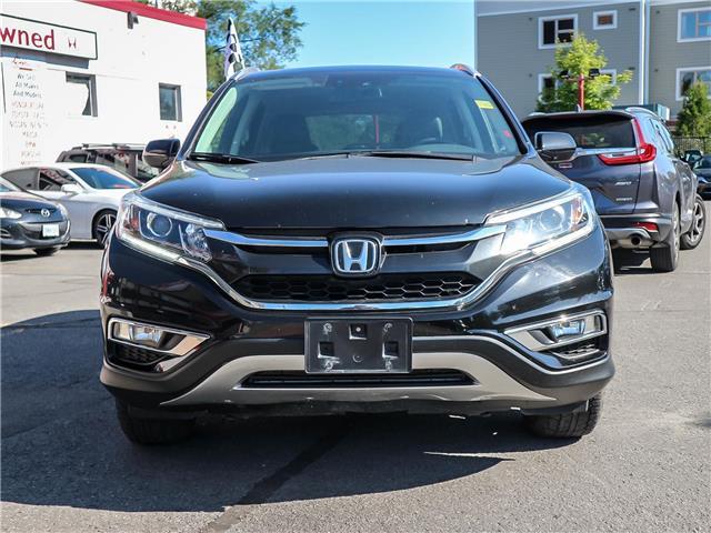 2015 Honda CR-V Touring (Stk: H7684-0) in Ottawa - Image 2 of 28