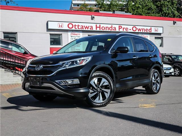 2016 Honda CR-V Touring (Stk: H7682-0) in Ottawa - Image 1 of 28