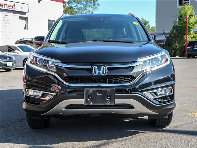 2016 Honda CR-V Touring (Stk: H7682-0) in Ottawa - Image 2 of 28