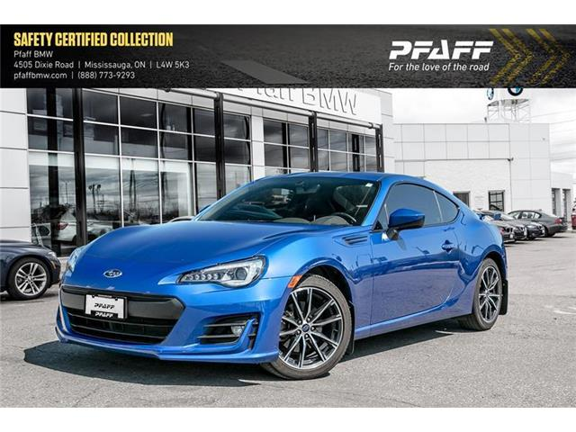 2017 Subaru BRZ Sport-tech (Stk: 22663A) in Mississauga - Image 1 of 20