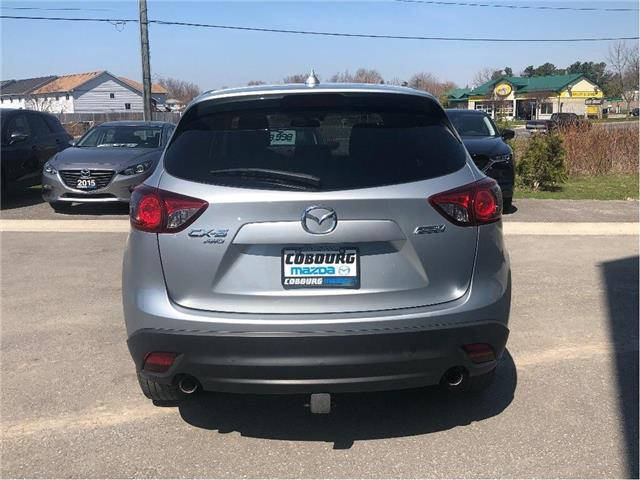 2016 Mazda CX-5 GS (Stk: 18161B) in Cobourg - Image 4 of 24