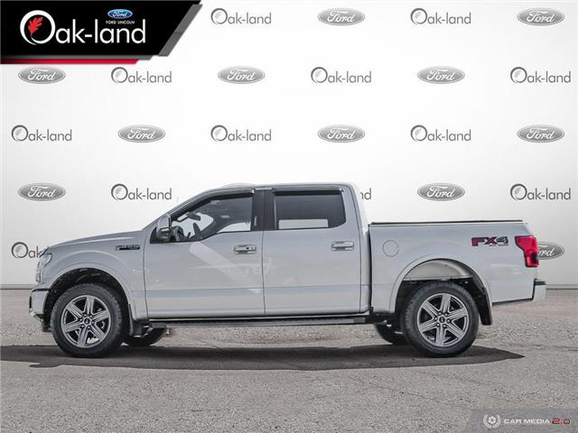 2018 Ford F-150 Lariat (Stk: A3144A) in Oakville - Image 3 of 25