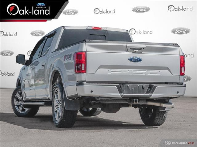 2018 Ford F-150 Lariat (Stk: A3144A) in Oakville - Image 4 of 25
