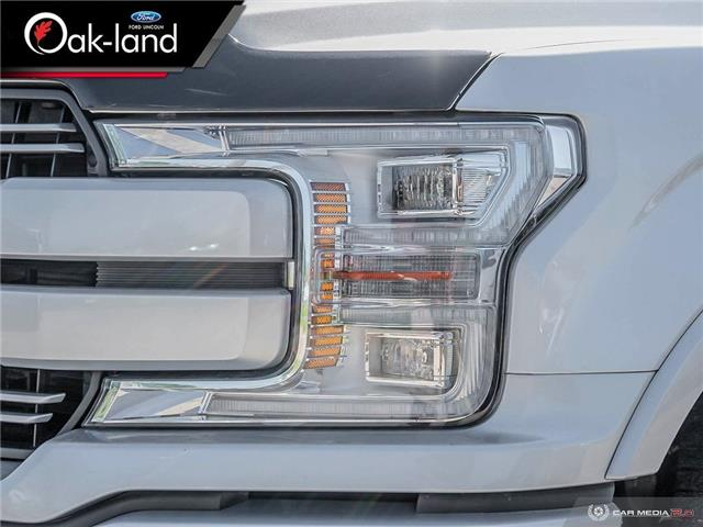2018 Ford F-150 Lariat (Stk: A3144A) in Oakville - Image 11 of 25