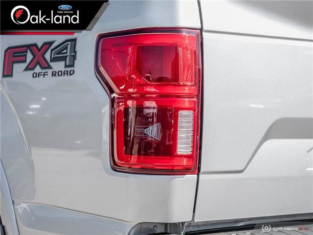 2018 Ford F-150 Lariat (Stk: A3144A) in Oakville - Image 12 of 25
