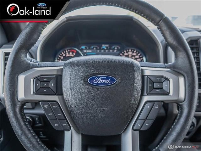 2018 Ford F-150 Lariat (Stk: A3144A) in Oakville - Image 13 of 25