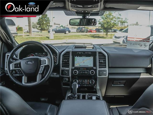 2018 Ford F-150 Lariat (Stk: A3144A) in Oakville - Image 23 of 25