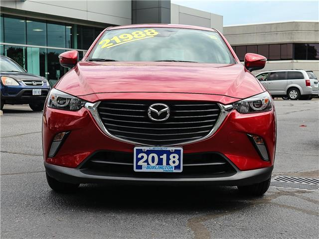 2018 Mazda CX-3 GS (Stk: 1966) in Burlington - Image 2 of 26