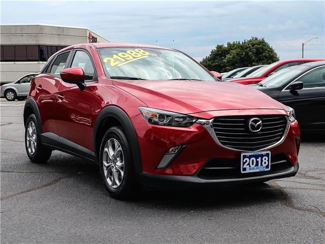2018 Mazda CX-3 GS (Stk: 1966) in Burlington - Image 3 of 26