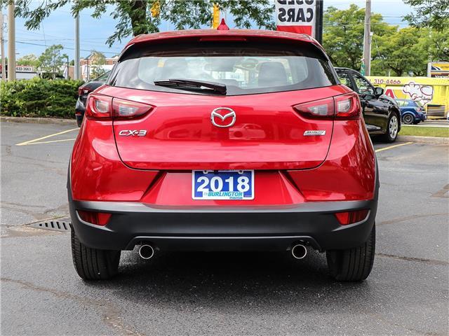 2018 Mazda CX-3 GS (Stk: 1966) in Burlington - Image 6 of 26
