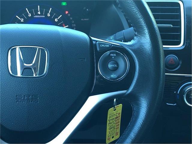 2013 Honda Civic Touring (Stk: U0379) in Cobourg - Image 15 of 26