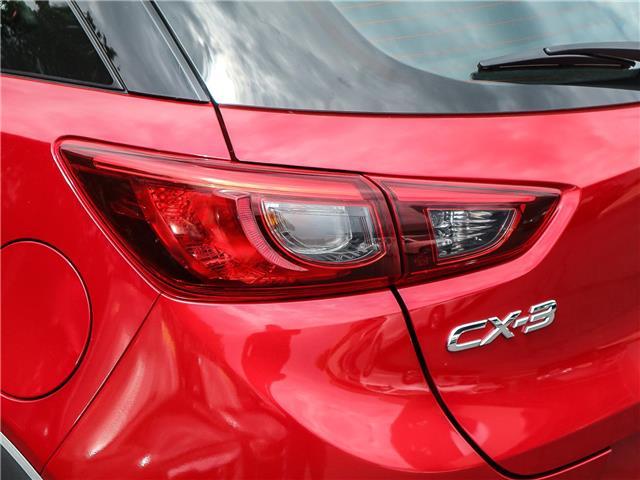 2018 Mazda CX-3 GS (Stk: 1966) in Burlington - Image 22 of 26