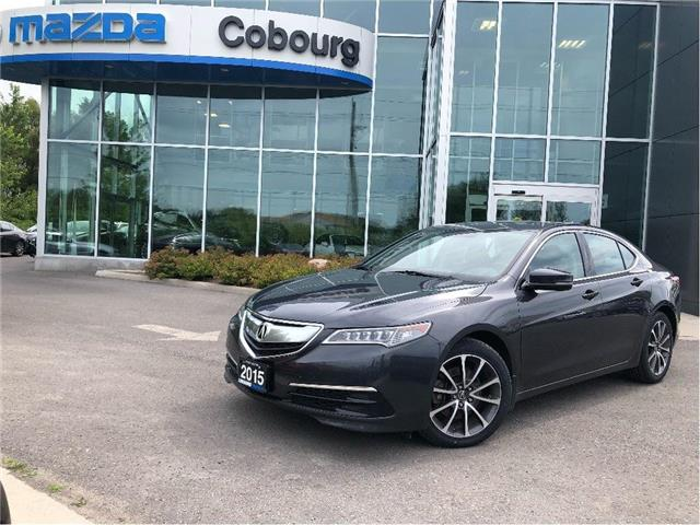 2015 Acura TLX V6 Tech (Stk: 18458A) in Cobourg - Image 1 of 26
