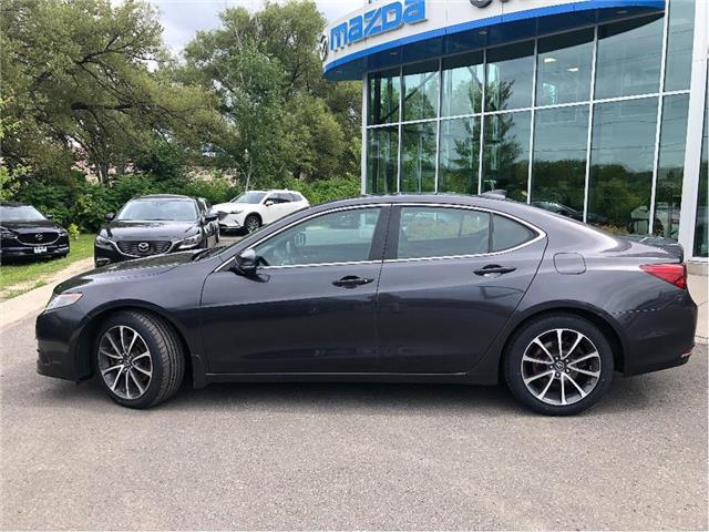 2015 Acura TLX V6 Tech (Stk: 18458A) in Cobourg - Image 2 of 26
