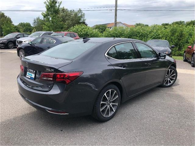 2015 Acura TLX V6 Tech (Stk: 18458A) in Cobourg - Image 5 of 26