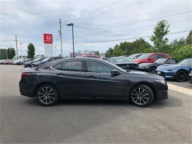 2015 Acura TLX V6 Tech (Stk: 18458A) in Cobourg - Image 6 of 26